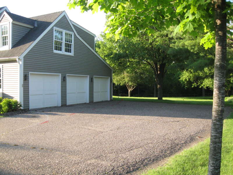 Orono Driveway Design Residential Asphalt And Concrete Specialists