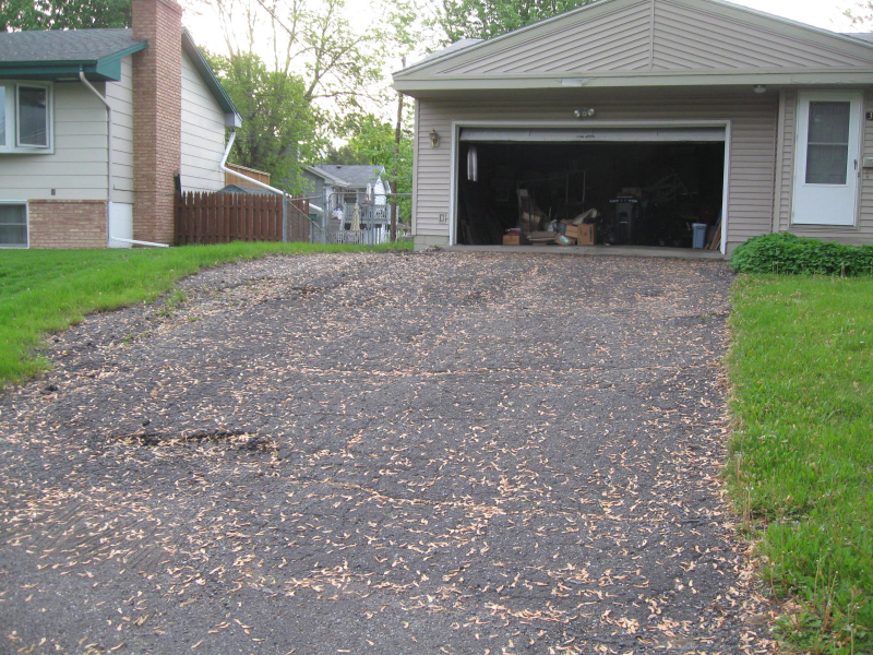 New hope 1 driveway design residential asphalt and for New driveway ideas